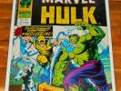 MIGHTY WORLD OF MARVEL no.198 1976 Incredible Hulk no.181 key 1st app WOLVERINE