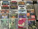 BATMAN COMICS, JOB LOT OF 120 ISSUES, ALL PICTURED, DC Comics