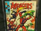 Avengers #55 (1968) Key 1st Appearance Ultron CGC 9.0 White Pages S455