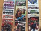Young Avengers Comics 1-7/The Avengers 500-503/EMH Avengers 492-499 & EMH 491?