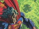 DC SUPERMAN MAN OF STEEL #0-134 & ANNUALS # 1-6 ,GALLERY #1, 1,000,000 COMPLETE
