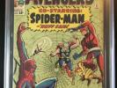 The Avengers #11 (Dec 1964, Marvel) - 1st Spider-Man crossover.  FN+ CGC 6.5