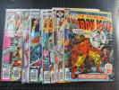 MARVEL IRON MAN #83,88,99,103-105,108,111,126,128-130 DEMON IN A BOTTLE