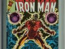Iron Man # 122 CGC 9.8  WP