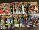HUGE Lot of 120 IRON MAN Comic Books -- Main Series -- Huge Runs -- All Pictured
