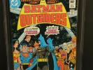 DC COMICS BATMAN AND THE OUTSIDERS #1 CGC 9.8 WP 2ND OUTSIDERS APPEARANCE