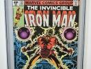 Iron Man #122 1979 CGC Grade 9.6 Signature Series Signed by Bob Layton
