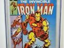 Iron Man #126 1979 CGC Grade 9.4 Signature Series Signed by Bob Layton