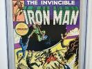 Iron Man #137 1980 CGC Grade 9.4 Signature Series Signed by Bob Layton