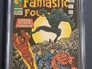 FANTASTIC FOUR #52 • HI GRADE CGC 6.5 • 1ST BLACK PANTHER • AVENGERS END GAME