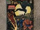 fantastic four 52 First App of Black panther