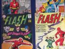 Flash 130,138,148,164. 4 Book Lot * DC Barry Allen Who Doomed the Flash,1962