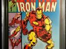 IRON MAN #126 CGC 9.8 MARVEL COMICS 1979 ROMITA JR LAYTON CLASSIC COVER SWIPE