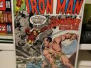IRON MAN #120     (NM+)    THE SUBMARINER    FIRST PRINT  1979   ROMITA JR. ART