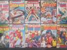 Iron Man Lot - 120, 121, 122, 123, 124, 125, 126, 127, 128, 129