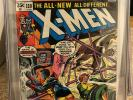 Uncanny X-Men #110 CGC 9.8 1978 White Pages