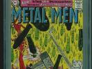 Metal Men 1 CGC 7.5 VF- OW/White pages DC Comics 1963 $395 OBO