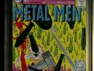 Metal Men 1 CGC 9.2 | DC 1963 | Robert Kanigher, Ross Andru & Mike Esposito.