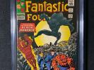 Fantastic Four #52 CGC 6.5 (1966) - 1st app of the Black Panter