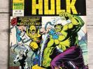 MIGHTY WORLD OF MARVEL Hulk 198 First UK Full Wolverine 1976