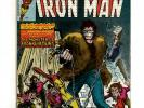 12 Iron Man Marvel Comics 101 102 103 104 105 106 107 108 109 110 111 112 J451