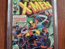 Marvel Uncanny X-MEN #133 CGC 9.8 White Pages Hellfire Club Claremont Byrne NM
