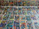 Justice League of America #152-194 Full Run Lot Superman Batman Avg NM HI GRADE