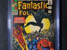 Fantastic Four #52 CGC 6.5 (1966) - 1st app of the Black Panther