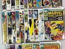 MASSIVE Marvel Comic Lot 120+ Books Captain America Dr Strange Iron Man