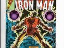 Iron man #122, 1979, 9.4, NM, Stan Lee, 40 cent Bronze Age