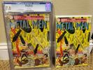 Metal Men #1 CGC 7.0 1963 White Pages + Reader Copy
