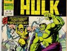 Mighty World of Marvel 196, 197, 198 (1976):1st Wolverine - Hulk 181 - UK Marvel
