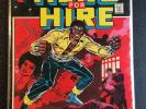 Luke Cage Hero for Hire 1 - 8.0 VF+ Origin Issue Marvel Bronze Age KEY GEM