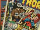 Thor 198,199,200 * 3 Book Lot * Marvel Comics The Mighty God of Thunder Vol.1