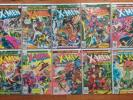 The Uncanny X-MEN Vol 1 Comic Book Issue 101 102 103 104 105 106 107 108 109 110