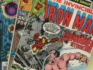 Iron Man 120,121,122 * 3 Book Lot * Marvel Comics Tony Stark Tales Vol.1