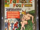 Fantastic Four Annual 1 (1963) CGC 4.0 Sub-Mariner