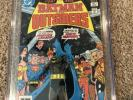 Batman and the Outsiders #1 - CGC 9.4 - 2nd Appearance of Outsiders