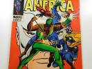 Captain America #118 2nd appearance of The Falcon FN+ condition