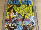 Metal Men #1 (1963, DC) CGC 8.0 1963 Silver Age DC *MP