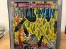 Metal Men #1 (1963, DC) CGC 7.0