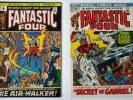 Marvel Comics: Fantastic Four #120 and #121 Scarce first app. Gabriel (1972)