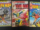 The Invisible Iron Man Comic Lot Of 27 #100-122, 22SEPT,192MAR,190JAN,224NOV