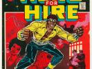 Marvel Luke Cage, Hero For Hire Power Man Origin Issue #1 Comic 7.0 FN/VF 1972