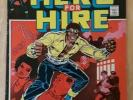 LUKE CAGE HERO FOR HIRE 1 POWER MAN ORIGIN ISSUE MARVEL BRONZE AGE F VF CGC IT