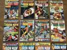 Iron Man Huge 16 Issue Bronze Age Lot Between Issues 137 to 161 + Giant Size #1